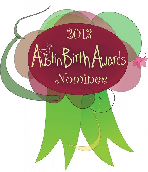 2013 Austin Birth Awards Nominee