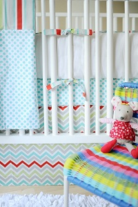 Adorable Prints and pops of color!
