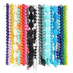 Chewbeads Teething Necklaces