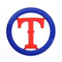 Chewbeads MLB Gameday Teether- Texas Rangers-Chewbeads, teether toy, teether, chewbeads, MLB Teether, sports teether,baseball teether, Texas Rangers