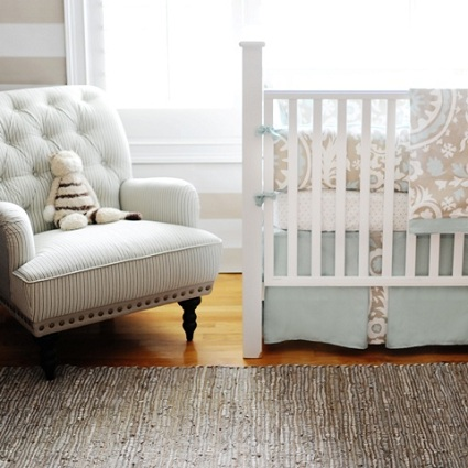 Picket Fence Baby Bedding-Picket Fence Baby Bedding