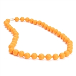 Jane Teething Necklace-Creamsicle-Chewbeads Jane Teething Necklace,teether,teether necklace,teething necklace,Creamsicle