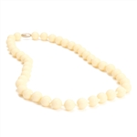 Jane Teething Necklace-Ivory-Chewbeads Jane Teething Necklace,teether,teether necklace,teething necklace,Ivory
