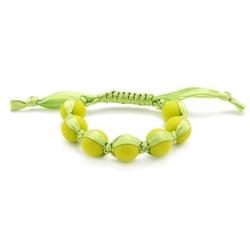 Cornelia Bracelet - Chartreuse-chewbeads, bracelet, nursing, teether, teething,Cornelia Bracelet, Chartreuse