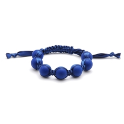 Cornelia Bracelet - Cobalt-chewbeads, bracelet, nursing, teether, teething,Cornelia Bracelet,Cobalt