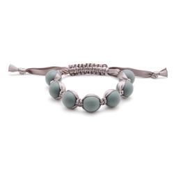 Cornelia Bracelet - Stormy Grey-chewbeads, bracelet, nursing, teether, teething,Cornelia Bracelet,Stormy Grey