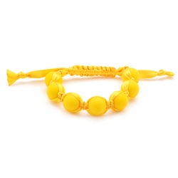 Cornelia Bracelet - Sunshine Yellow-chewbeads, bracelet, nursing, teether, teething,Cornelia Bracelet - Sunshine Yellow