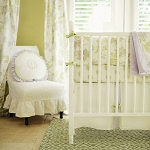 Lavender Fields Forever Baby Bedding Set-Lavender Fields Forever Baby Bedding